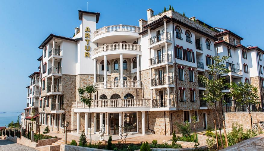 Arthur Complex - Appartementen te koop in Bulgarije
